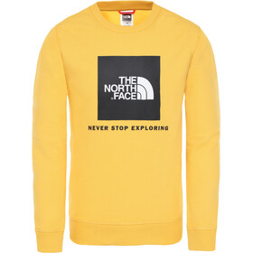 The North Face Box Crew Pojat, tnf yellow